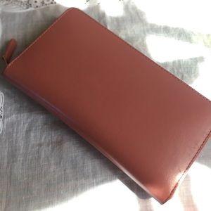 Mansur Gavriel continental wallet